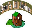 Don's Lil Johns Logo